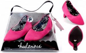buty na szpilkach dla dziecka