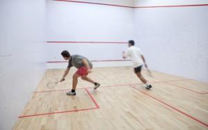 Gra w squasha