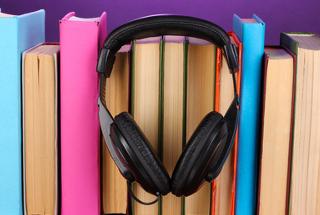 Książki i słuchawki