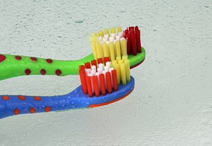 Dziecięce szczoteczki do zębów