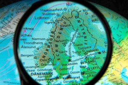Skandynawia na mapie