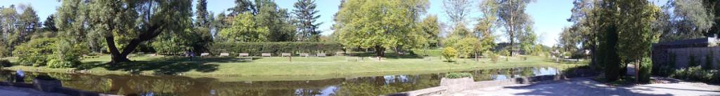 Park w Żelazowej Woli