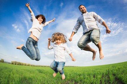 Jak wychować szczęśliwe dziecko