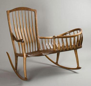kołyska krzesło
