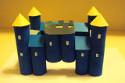 Zbuduj zamek z papieru