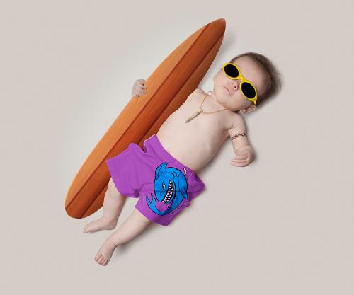 Malo - surferka
